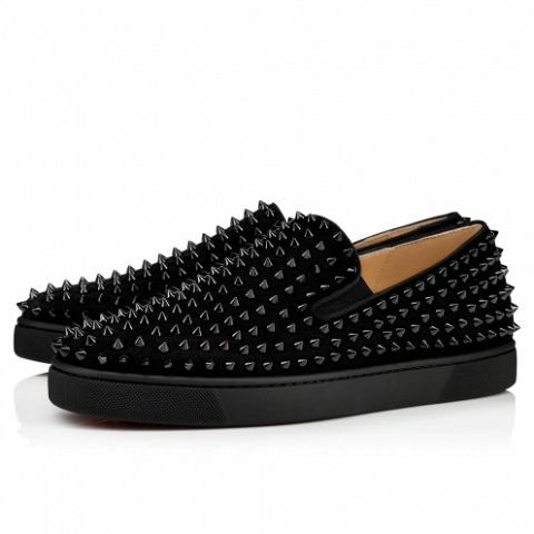 Men Shoes - Roller-boat Flat - Christian Louboutin