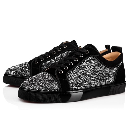 鞋履 - Louis Junior St Strass - Christian Louboutin