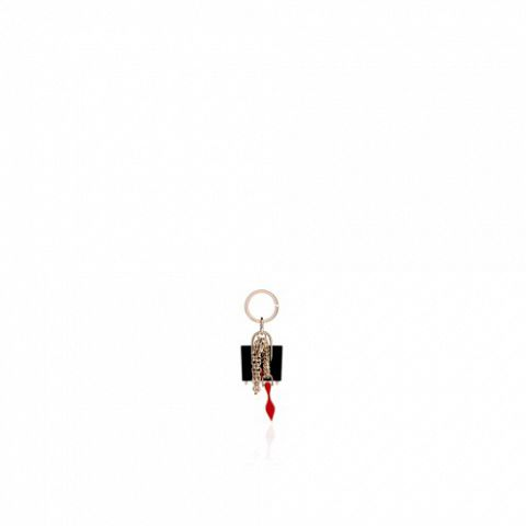 Accessories - Paloma Keyring - Christian Louboutin