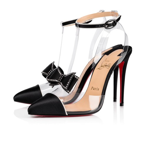 Women Shoes - Naked Bow - Christian Louboutin