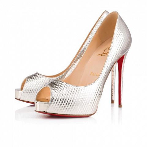 鞋履 - New Very Prive 120 Mm - Christian Louboutin
