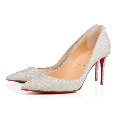 Women Shoes - Anjalina Glitter - Christian Louboutin