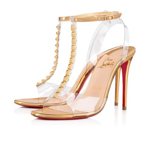 鞋履 - Jamais Assez 100 Specchio/laminato - Christian Louboutin