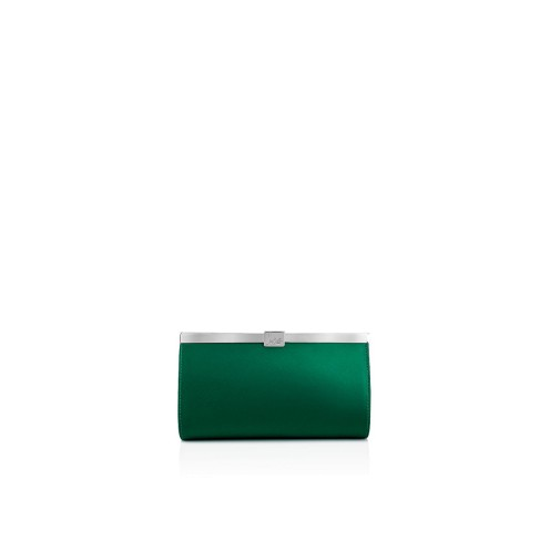 Women Bags - Palmette Small Clutch - Christian Louboutin