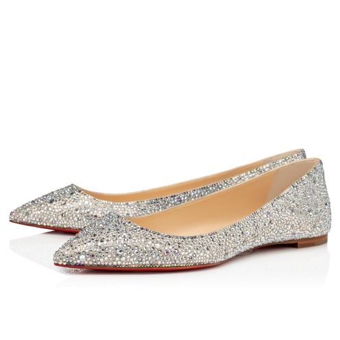 鞋履 - Ballalla Strass Strass - Christian Louboutin