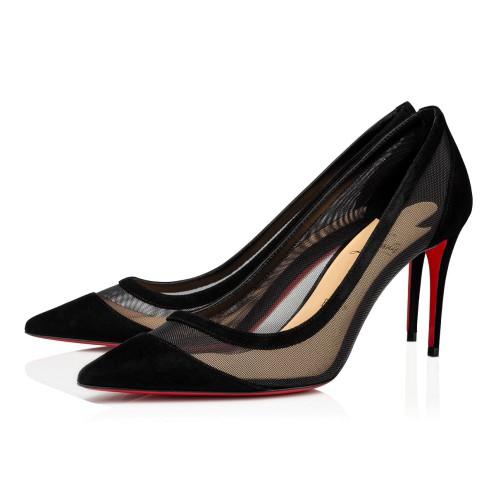 Women Shoes - Galativi Veau Velours - Christian Louboutin