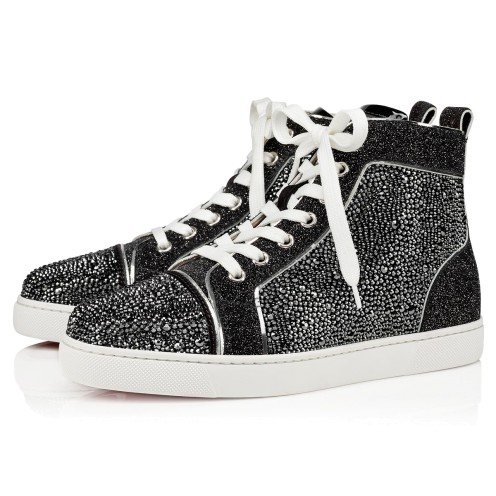 鞋履 - Louis Woman Strass - Christian Louboutin