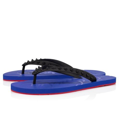 鞋履 - Loubi Flip 000 Pvc - Christian Louboutin