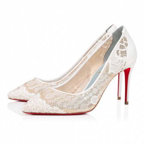 鞋履 - Follies Lace - Christian Louboutin