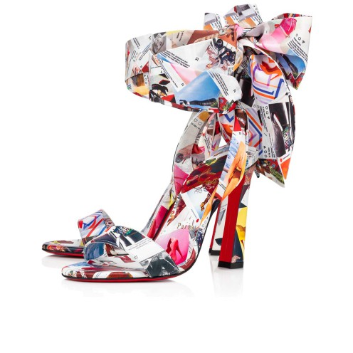 鞋履 - Crosse Du Desert - Christian Louboutin