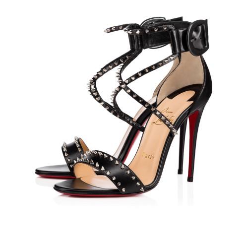 Women Shoes - Choca Spikes - Christian Louboutin