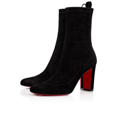 Women Shoes - Gena Bootie - Christian Louboutin