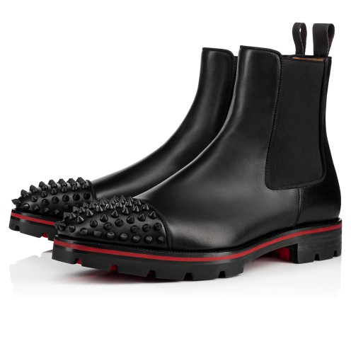 鞋履 - Melon Spikes 000 Calf - Christian Louboutin