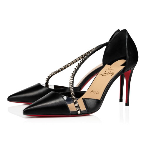 鞋履 - Kate Cross Kid - Christian Louboutin