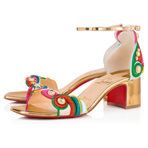 Women Shoes - Drukana - Christian Louboutin