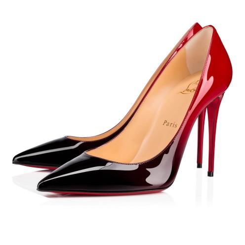 Shoes - Kate 100 Patent - Christian Louboutin