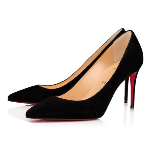 鞋履 - Kate 085 Veau Velours - Christian Louboutin