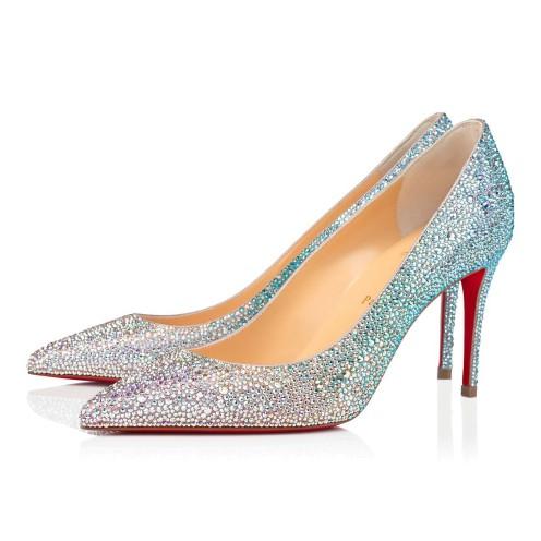 鞋履 - Kate Strass Deg 085 Strass - Christian Louboutin
