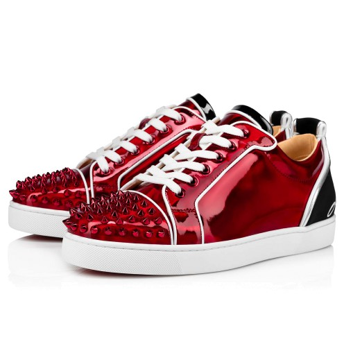 Shoes - Fun Louis Junior Spikes - Christian Louboutin
