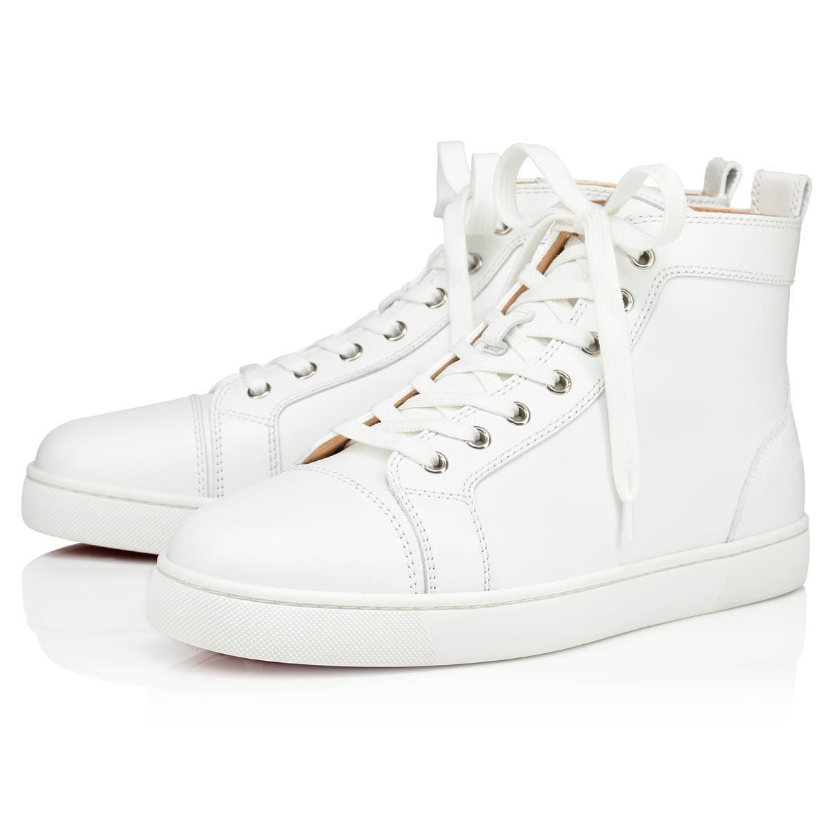 LOUIS WHITE Calf - Men Shoes