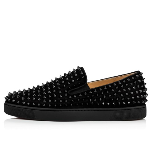 Men Shoes - Roller-boat Flat - Christian Louboutin_2