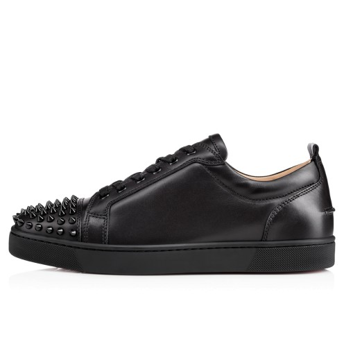 鞋履 - Louis Junior Spikes Flat - Christian Louboutin_2