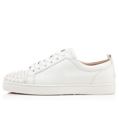 Men Shoes - Louis Junior Spikes Flat - Christian Louboutin_2