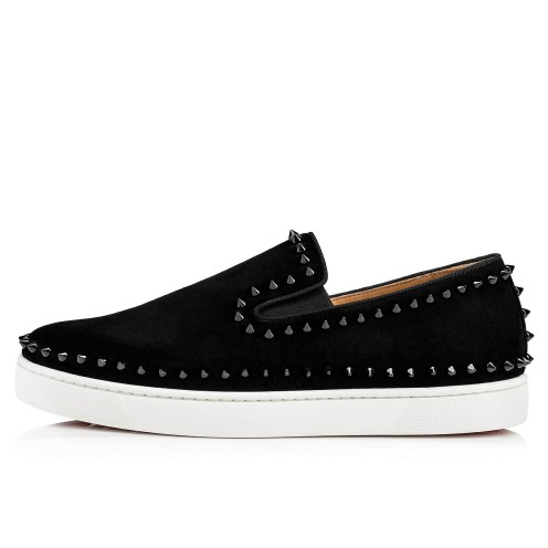 Men Shoes - Pik Boat Flat - Christian Louboutin_2