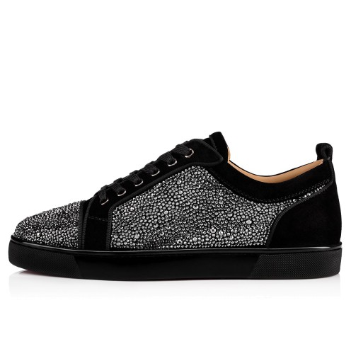 Men Shoes - Louis Junior Strass - Christian Louboutin_2