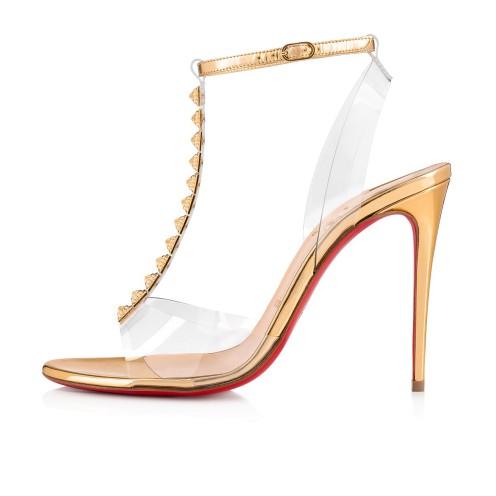 鞋履 - Jamais Assez 100 Specchio/laminato - Christian Louboutin_2