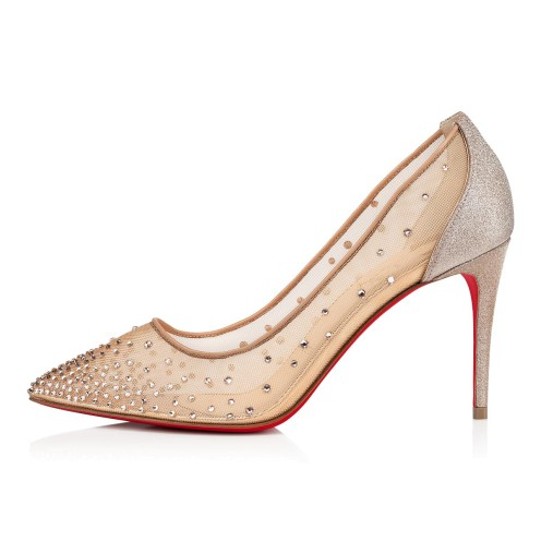 鞋履 - Follies Strass Glitter - Christian Louboutin_2