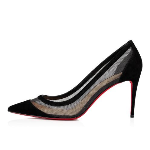 Women Shoes - Galativi Veau Velours - Christian Louboutin_2