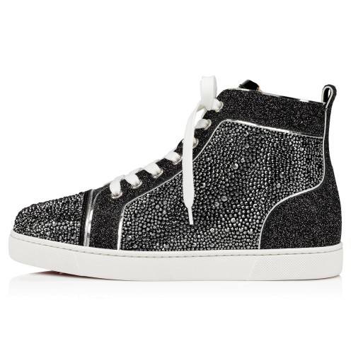 鞋履 - Louis Woman Strass - Christian Louboutin_2