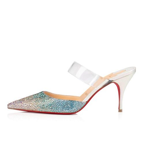 Shoes - Choc Pvc Strass - Christian Louboutin_2
