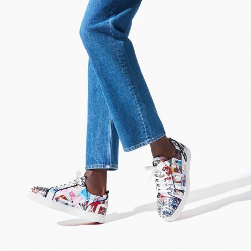Shoes - Louis Junior Spikes - Christian Louboutin_2