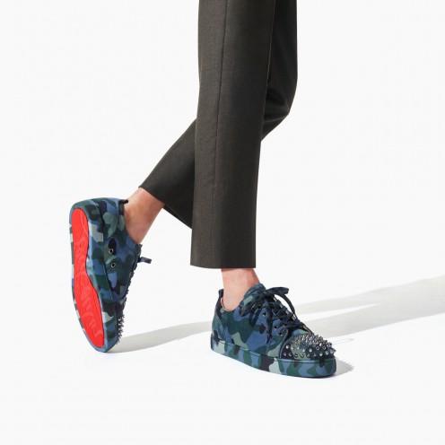 Shoes - Louis Junior Spikes Orlato - Christian Louboutin_2