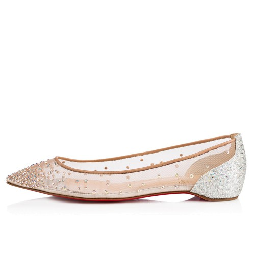 鞋履 - Follies Strass 000 Strass - Christian Louboutin_2