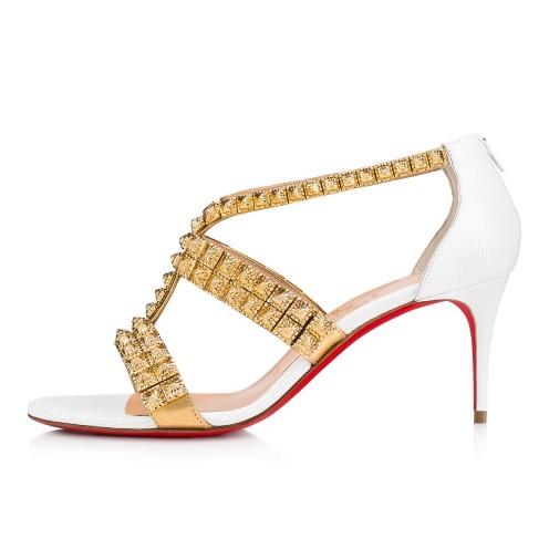 鞋履 - Diwali Specchio/laminato - Christian Louboutin_2
