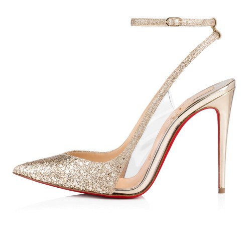Women Shoes - Optichoc Glitter - Christian Louboutin_2