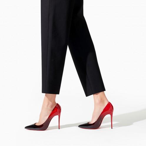 Shoes - Kate 100 Patent - Christian Louboutin_2