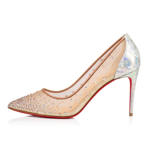 鞋履 - Follies Strass Classic Fabric - Christian Louboutin_2