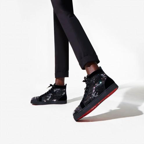 鞋履 - Louis Orlato Bl Strass - Christian Louboutin_2