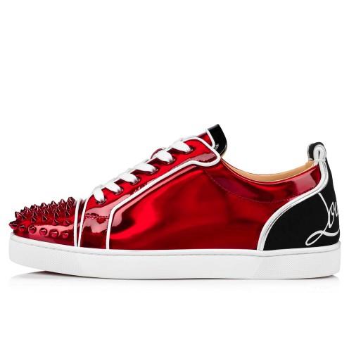 Shoes - Fun Louis Junior Spikes - Christian Louboutin_2