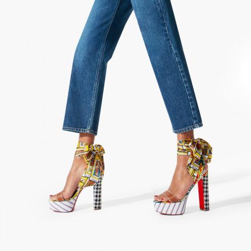 鞋履 - Sandale Du Desert - Christian Louboutin_2