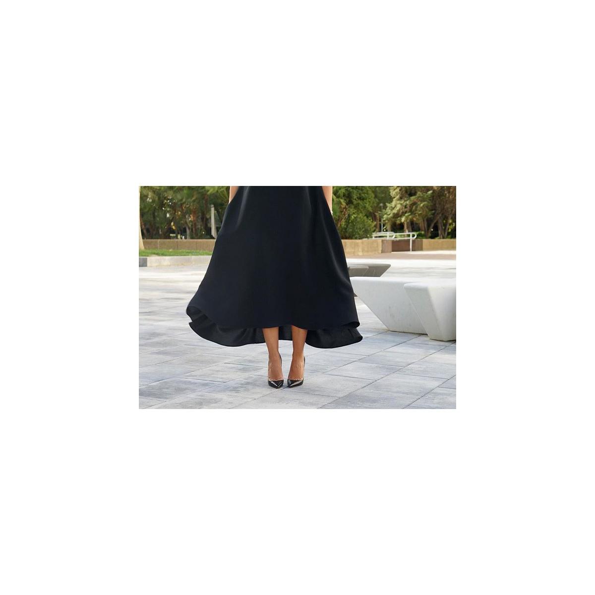 鞋履 - Pigalle 黑色漆皮中跟鞋 - Christian Louboutin