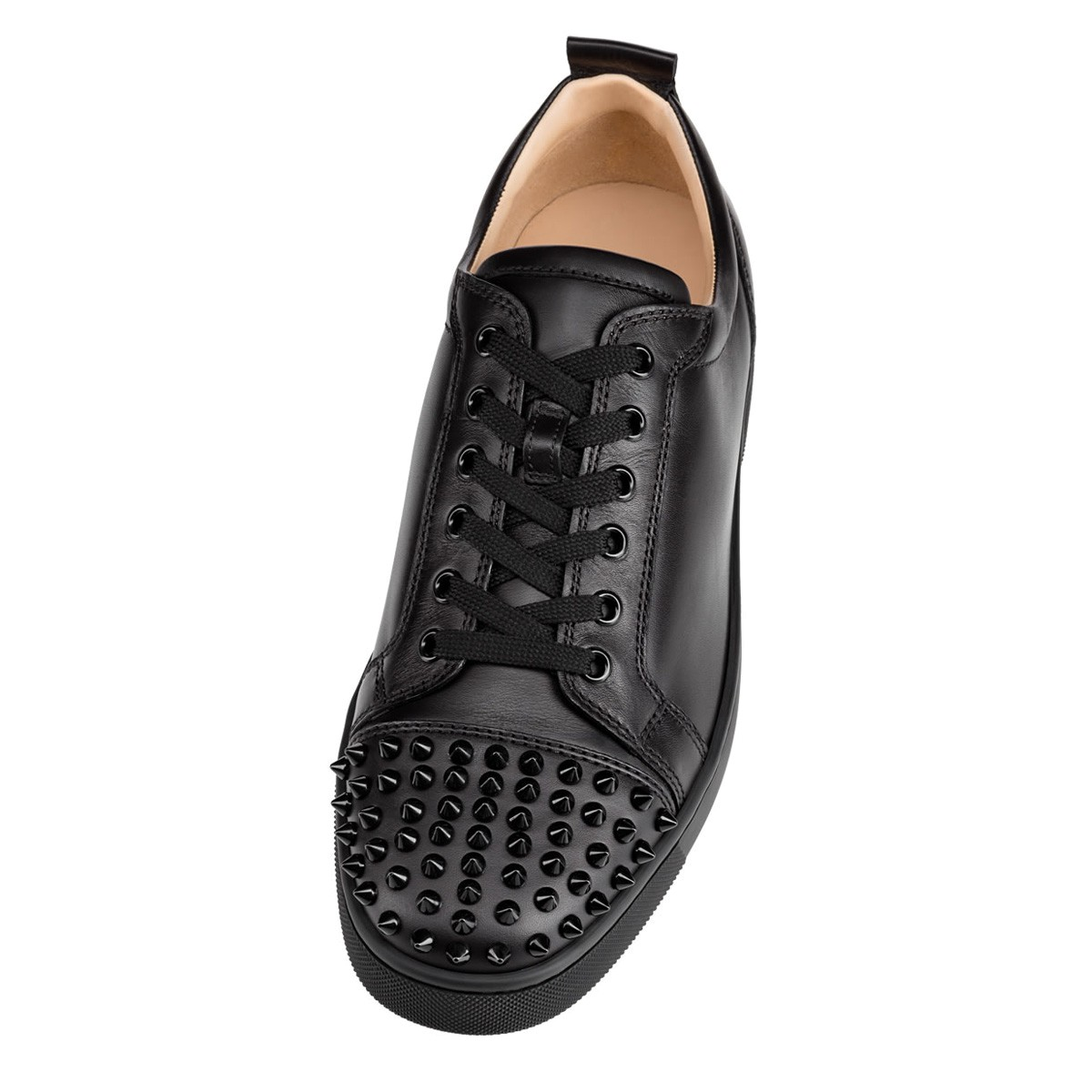 鞋履 - Louis Junior Spikes Flat - Christian Louboutin