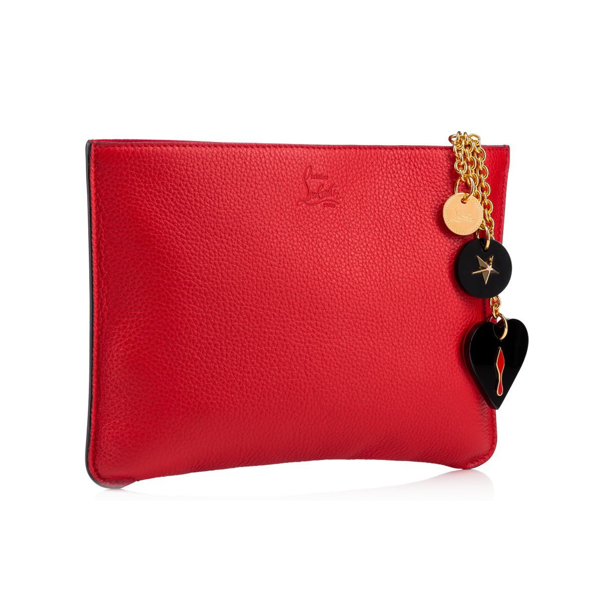 Accessories - Loubicute Small Pouch - Christian Louboutin