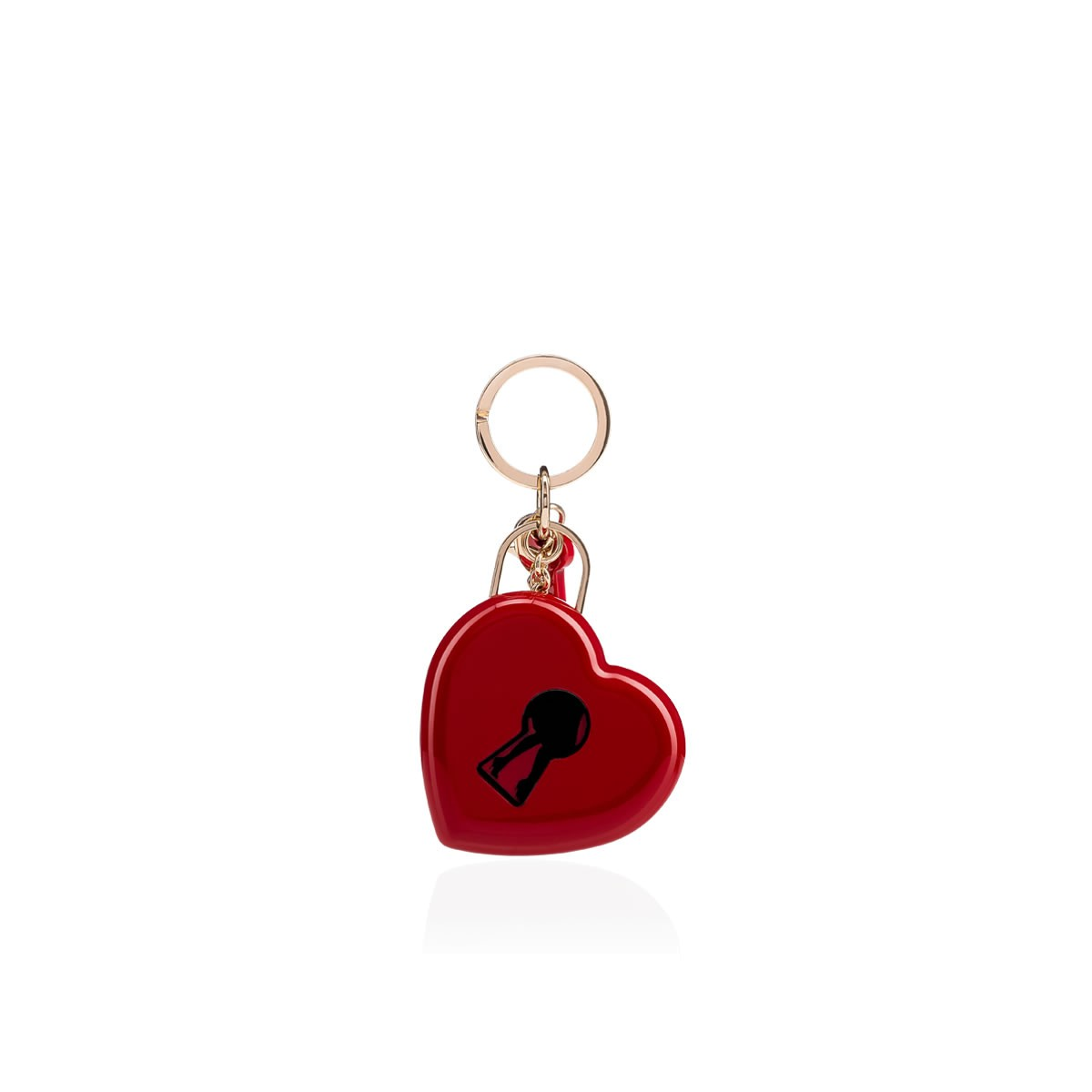 Accessories - Loubicoeur Keyring - Christian Louboutin