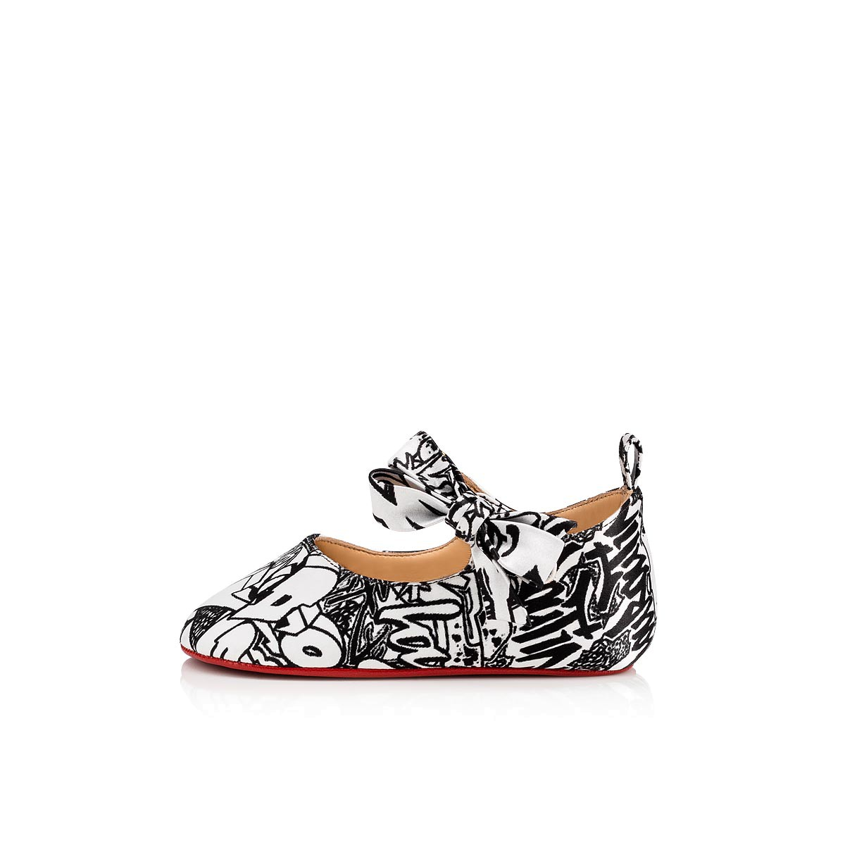 Women Kid Shoes - Lou Babe - Christian Louboutin