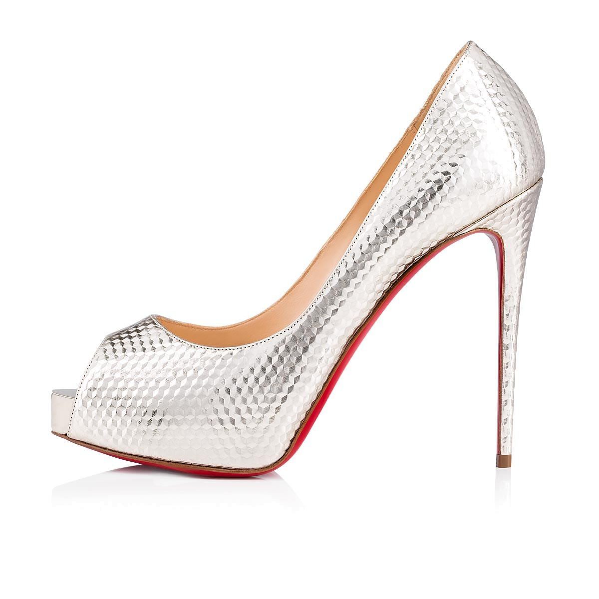 鞋履 - New Very Prive 120 Calf - Christian Louboutin